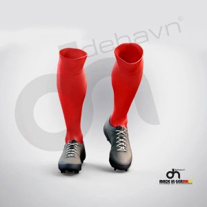 Halı Saha Çorabı Kırmızı