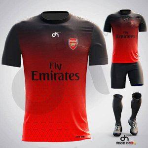 Arsenal 2020 Dijital Halı Saha Forma