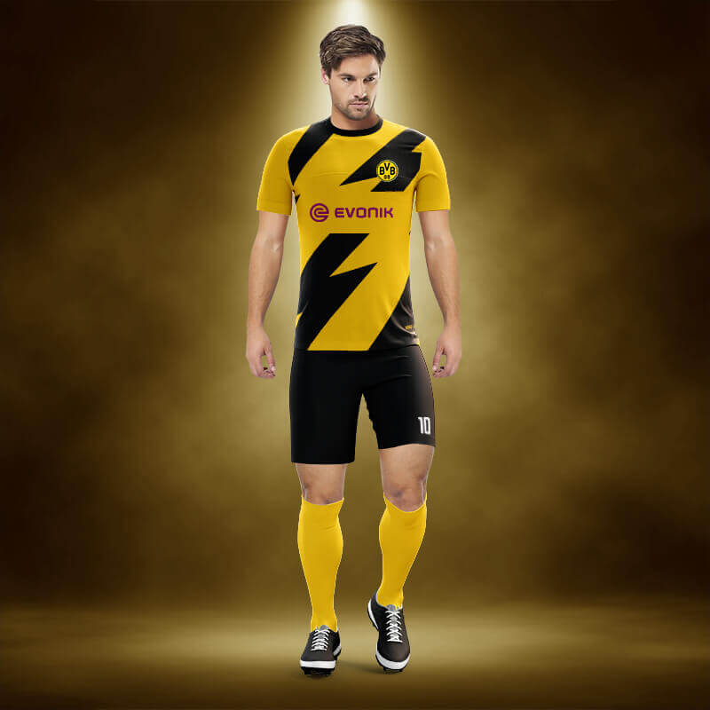 Borussia Dortmund Dijital Halı Saha Forma